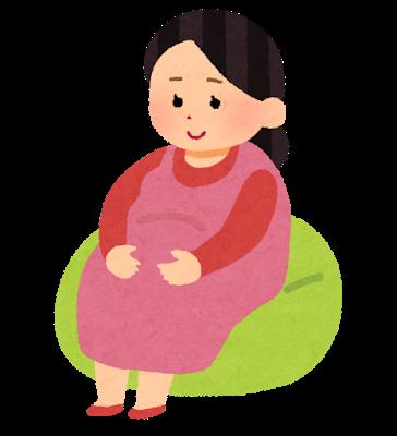 妊婦さんの足のむくみ